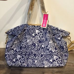 Lilly Pulitzer For Target Weekender Tote Bag